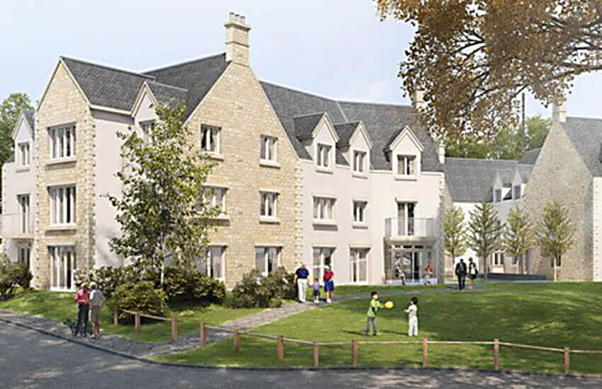Stratton Court Cirencester