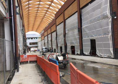 Retail flooring project UK